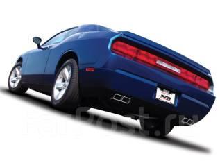 Выхлопная система. Dodge Challenger