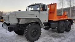 Урал 5557. , Лесовоз, Трубоплитевоз, ямз-238, 2004г, 12 750 куб. см., 10 000 кг.