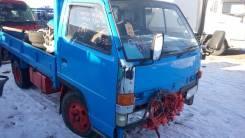 Механическая коробка переключения передач. Isuzu Elf, NKR58E Двигатель 4BE1