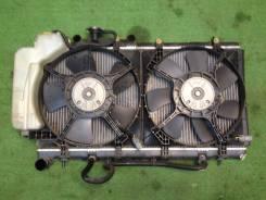 Радиатор охлаждения двигателя. Subaru Legacy, BEE, BHE Двигатель EZ30D