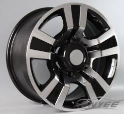 Winning Street Wheel. 8.0x16, 6x139.70, ET10, ЦО 110,1мм. Под заказ