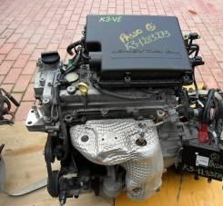 Корпус воздушного фильтра. Toyota Passo, QNC10 Двигатель K3VE