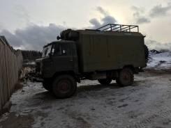 ГАЗ 66. Газ 66, 4 250 куб. см., 5 440 кг.