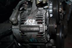 Генератор. Toyota Yaris, SCP10 Toyota Vitz, SCP10 Toyota Echo, SCP10 Toyota Platz, SCP11 Двигатель 1SZFE