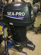 Sea-Pro. 40,00л.с., 2-тактный, бензиновый, Год: 2017 год