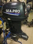 Sea-Pro. 40,00л.с., 2х тактный, бензин, Год: 2017 год