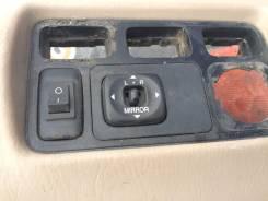 Кнопка управления зеркалами. Toyota Land Cruiser, FZJ100, UZJ100W, HDJ100, UZJ100L, UZJ100, HDJ100L, J100 Двигатели: 1HDT, 1FZFE, 2UZFE, 1HDFTE
