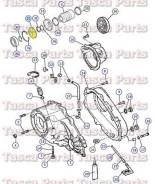 Сальник раздатки. Jeep Wrangler Jeep Grand Cherokee, ALL Jeep Cherokee Двигатель ALL