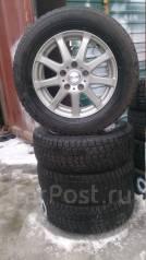 Зимние колёса. 6.0x15 5x114.30 ET50