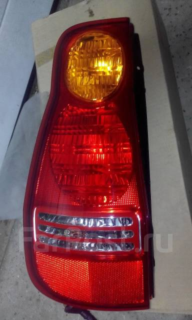 Стоп-сигнал. Hyundai Matrix Hyundai Lavita