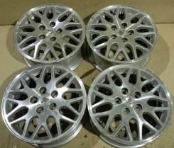 Toyota Crown. 6.5x16, 5x114.30, ET50, ЦО 61,0мм.