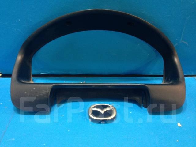 Накладка на стойку. Mazda Protege Mazda Familia, BJ3P, BJ5P, BJ5W, BJ8W, BJEP, BJFP, BJFW Mazda 323 Двигатели: B3, B3ME, ZL, ZLDE, ZLVE