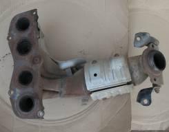 Коллектор выпускной. Toyota Harrier, ACU30
