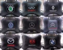 Ортопедические подушки на подголовник автомобиля