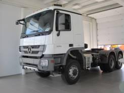 Mercedes-Benz Actros. Полноприводный седельный тягач 3346AS, 14 000 куб. см., 65 000 кг.