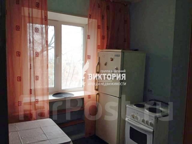 1-комнатная, улица Пологая 62. Центр, агентство, 32 кв.м. Кухня
