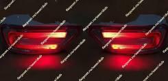 Катафот. Nissan Patrol, Y62 Двигатель VK56VD