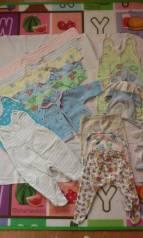 Вещи для малыша. Рост: 50-60, 60-68 см