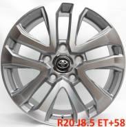 Toyota. 8.5x20, 5x150.00, ET20, ЦО 110,1мм.