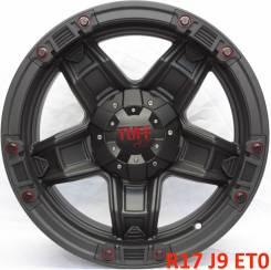 Tuff A.T. T-10. 9.0x17, 6x135.00, 6x139.70, ET0, ЦО 108,0мм.