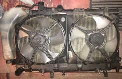 Вентилятор охлаждения радиатора. Subaru Legacy, BE5