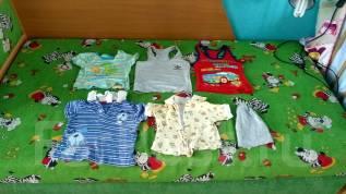 Пакет вещей для мальчика. Рост: 68-74, 74-80 см