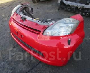 Ноускат. Toyota Passo, QNC10, KGC15, KGC10 Двигатели: K3VE, 1KRFE