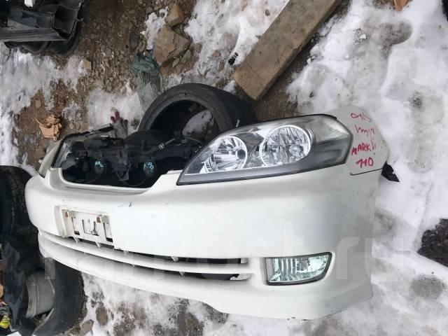 Ноускат. Toyota Mark II, JZX110 Двигатель 1JZFSE