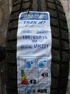 Maxtrek Trek M7. Зимние, без шипов, 2016 год, без износа, 1 шт