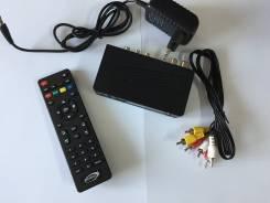 Цифровая приставка для ТВ тюнер DVB-T/T2 c поддержкой AC3 Baikal 971HD