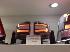 Планка под фонарь. Toyota Land Cruiser, VDJ200, URJ202. Под заказ