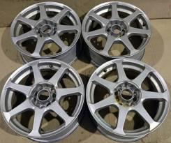 Bridgestone. 6.5x16, 5x100.00, 5x114.30, ET32, ЦО 72,0мм.