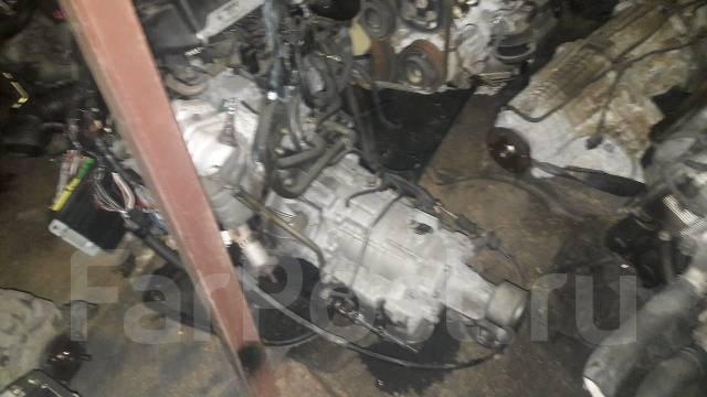 Автоматическая коробка переключения передач. Mitsubishi Pajero Mini, H58A Двигатель 4A30T