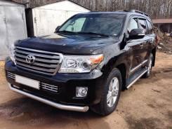 Toyota Land Cruiser. 202, 1VD