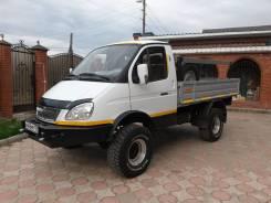 ГАЗ 23107. ГАЗ Соболь 23107, 2007г. в. 4WD, 2 500 куб. см., 1 000 кг.