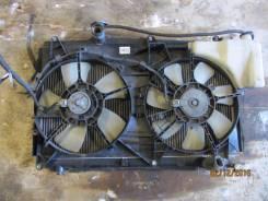 Радиатор охлаждения двигателя. Toyota Voxy