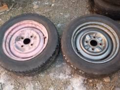 Bridgestone. 5.5x14, 4x114.30, ET20, ЦО 60,0мм.