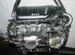 Двигатель дизельный на Citroen C4 1,6 HDi