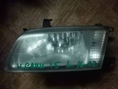 Фара. Nissan Sunny, FB15 Двигатель QG15DE