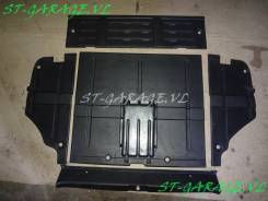 Обшивка багажника. Toyota Caldina, ST215, AT211, ST210, CT216 Двигатели: 7AFE, 3SGTE, 3CTE, 3SGE, 3SFE