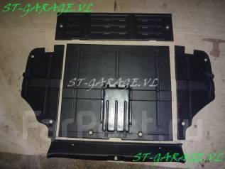 Обшивка багажника. Toyota Caldina, CT216, AT211, ST215, ST210 Двигатели: 7AFE, 3CTE, 3SGTE, 3SFE, 3SGE