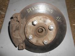 Суппорт тормозной. Mazda Demio, DY3W Двигатель ZJVE
