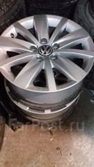 Volkswagen. 7.0x16, 5x105.00, 5x108.00, ET45, ЦО 60,0мм.
