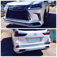 Обвес кузова аэродинамический. Lexus LX570, URJ201, URJ201W. Под заказ