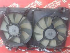Радиатор охлаждения двигателя. Toyota Mark II Wagon Qualis, MCV21W, MCV20W, MCV25W, MCV21, MCV20, MCV25 Toyota Camry Gracia, MCV25W, MCV25, MCV21, MCV...