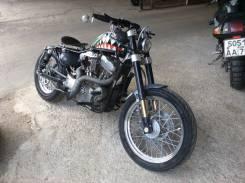 Harley-Davidson. 800 куб. см., исправен, птс, с пробегом
