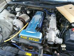 2JZ-GTE, турбокит T78-29D, валы HKS 264, форуснки Sard 850cc, Power FC. Toyota Supra, JZA80 Двигатель 2JZGTE