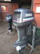 Yamaha. 115,00л.с., 2х тактный, бензин, нога X (635 мм), Год: 1992 год