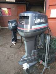 Yamaha. 115,00л.с., 2-тактный, бензиновый, нога X (635 мм), Год: 1992 год