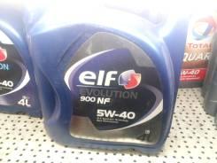 Elf. Вязкость 5W-40